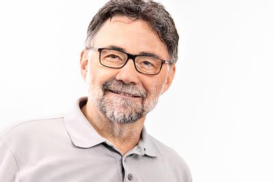 Dr. Reinhard Thoma, Gründer Alegesiologikum